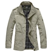 Free shipping plus size XXL XXXL 4XL 5XL 2015 winter jacket casual outerwear autumn men s