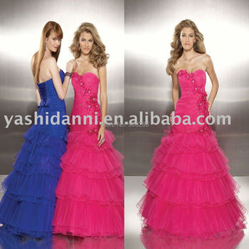 2011 All simple styles prom dress