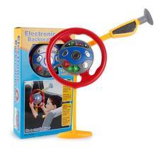 Ребенок вождение автомобиля игрушки Электронные руль сиденье водителя игрушки с свет и звук творческие игрушки
