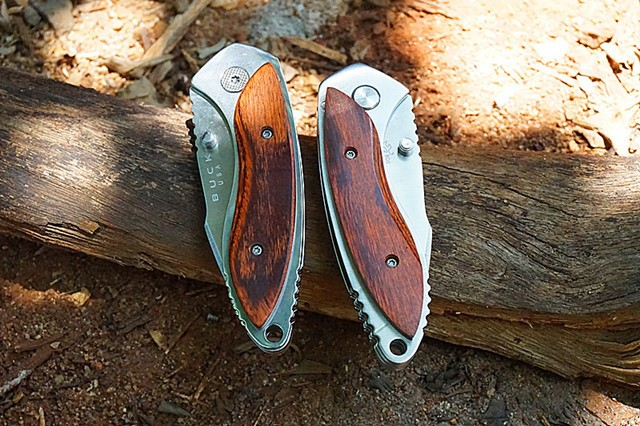 Buy small shape karambit knife wood handle Outdoor fixed Blade knife Hunting knife camping survival tactical tools stainless steel cheap