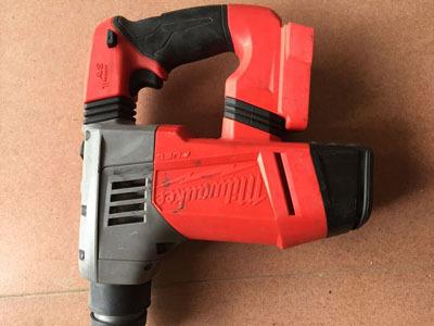 New goods to the latest MILWAUKEE Woqi 18V brushless three functions hammer drill hammer(China (Mainland))