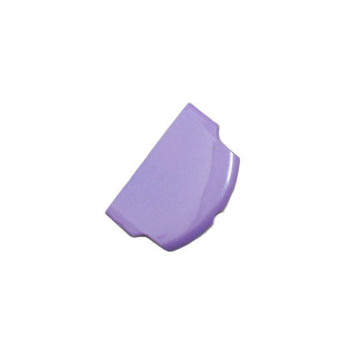 Purple Battery Protector Cover Door Repair Parts Replacement for Sony PSP 2000/3000(China (Mainland))