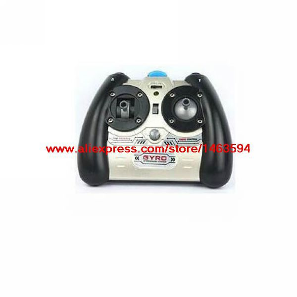 Wholesale Syma S107 S107G RC Helicopter Spare Parts Remote controller Transmitter Free Shipping(China (Mainland))