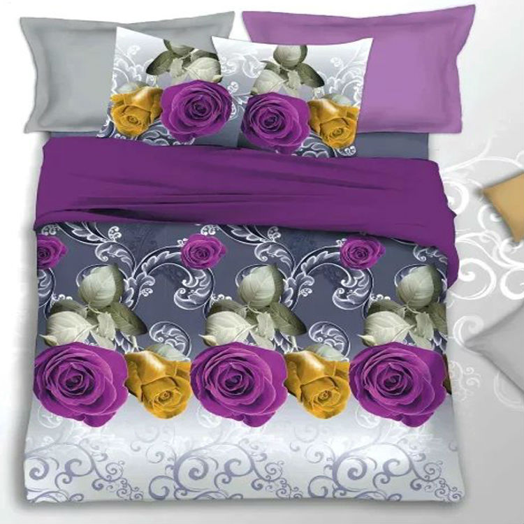 Popular purple and yellow bedding buy cheap purple and - Purple and yellow bedding ...