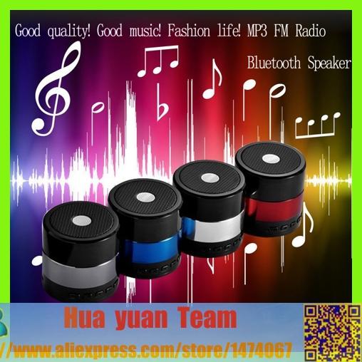 SARDiNE SDY001 Wireless Bluetooth Speaker Hi-Fi Stereo Subwoofers Mini Speaker Built in Earphone With TF Card Slot U Disk(China (Mainland))