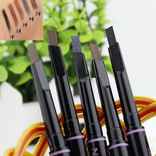 Brand makeup eyebrow automatic pencil makeup 5 style paint for the eyebrow pencil cosmetics brow eye liner tools BK069402