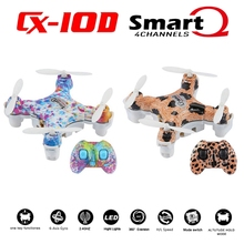 New Model Cheerson CX-10D RC Helicopter Drones With 150mah Battery Mini Drone Quadcopter Toy Remote Control Helicopter