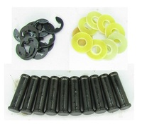 Free Shipping Tattoo Machine Coil Cores Made From 1018 Steel Coil Core black color
