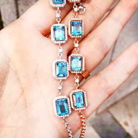small topaz bracelet
