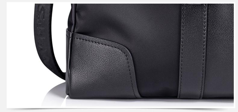 Sammons men nylon briefcase 13