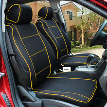 Buy Special Breathable Car Seat Cover Skoda Octavia Fabia Superb Rapid Yeti Spaceback Joyste Jeti auto accessories Stickers 3 28 for $88.82 in AliExpress store