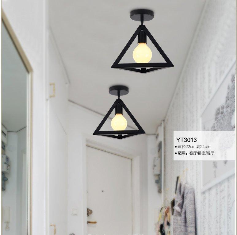 Nero lampada da soffitto promozione fai spesa di articoli for Repliche lampade design