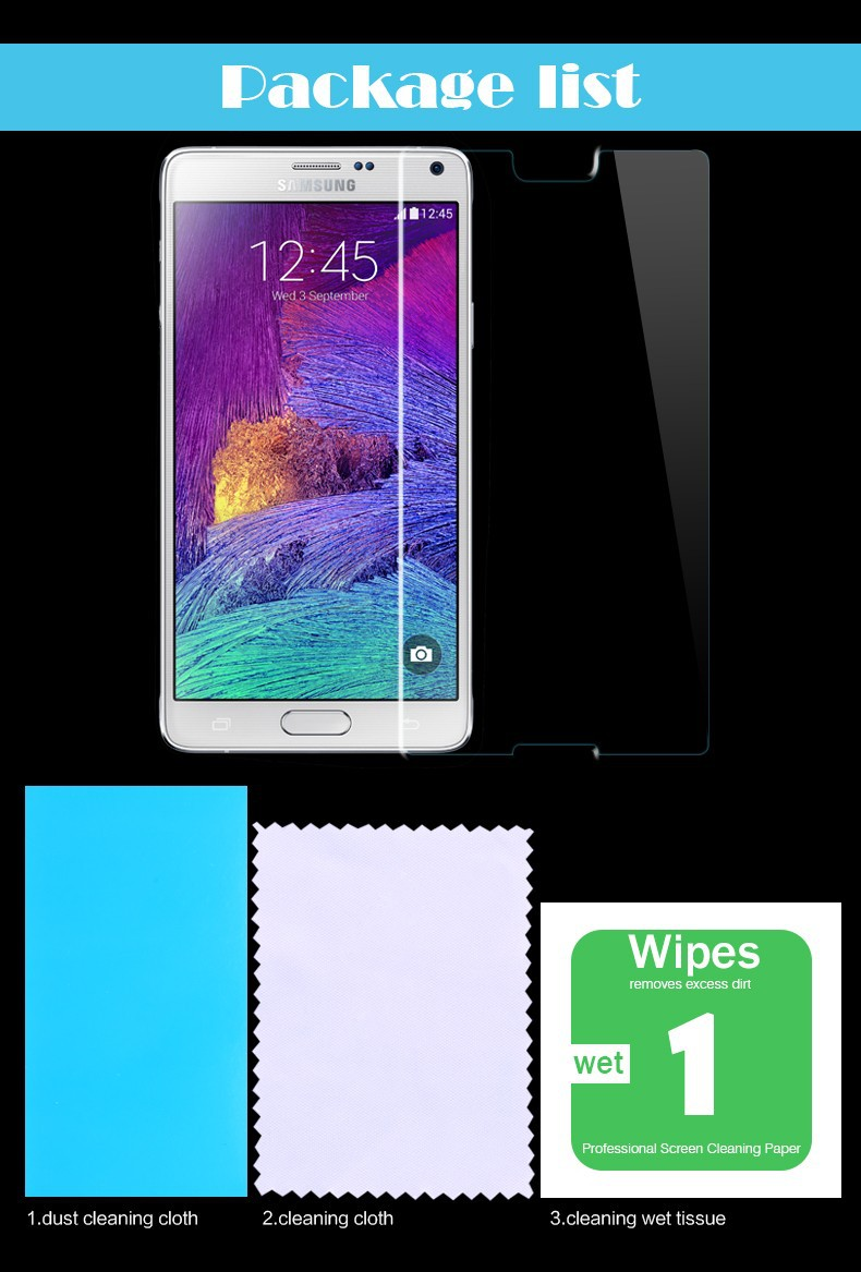 Tempered Glass Screen For Samsung Galaxy S6