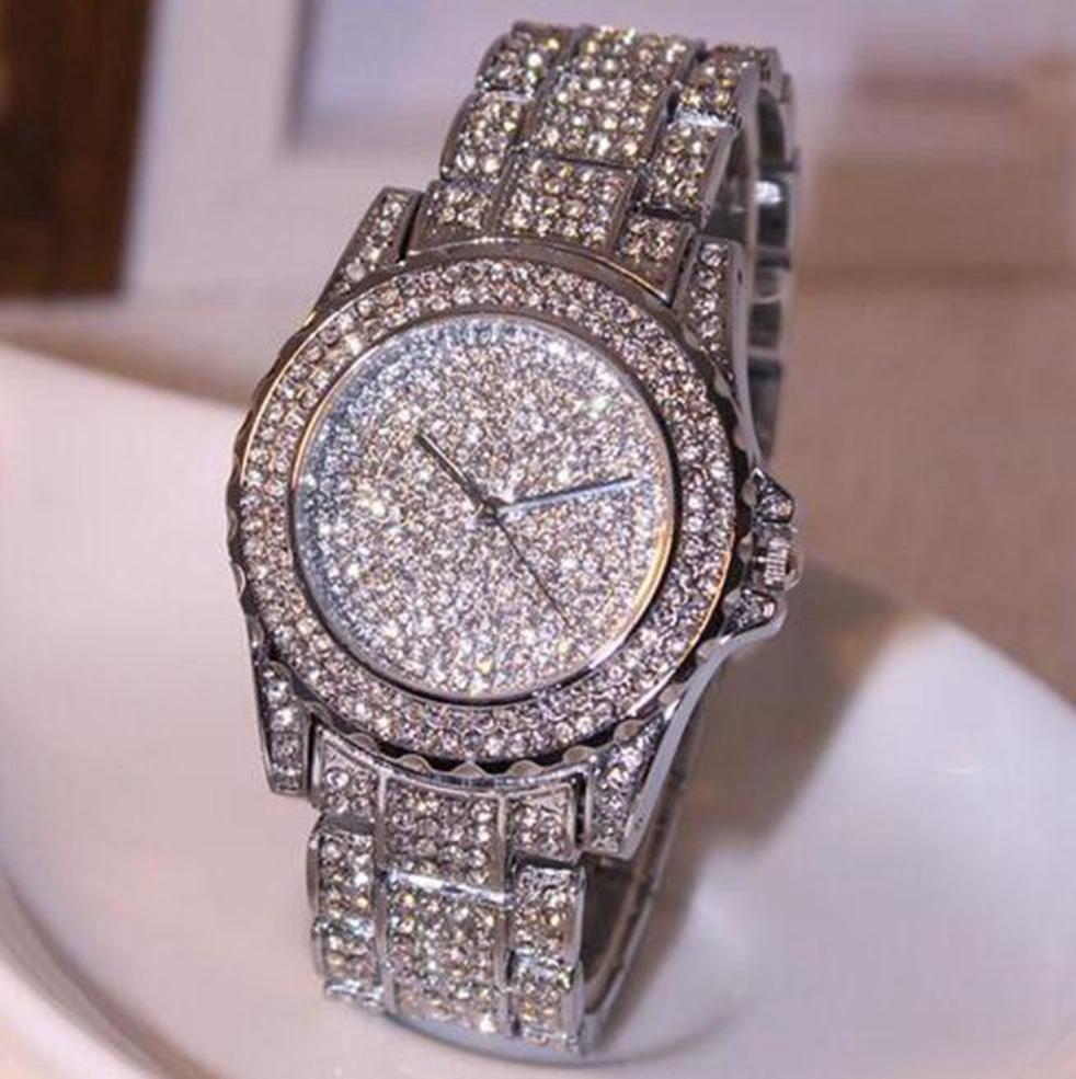 New arrival top brand luxury watch women rhinestone ceramic crystal Quartz watches Lady Dress Watch #420(China (Mainland))