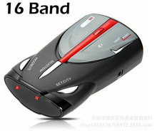Free shipping New arrival Cobra XRS 9880 full Band High Performance Radar detector car LaserDetector with Russian /English Voice(China (Mainland))