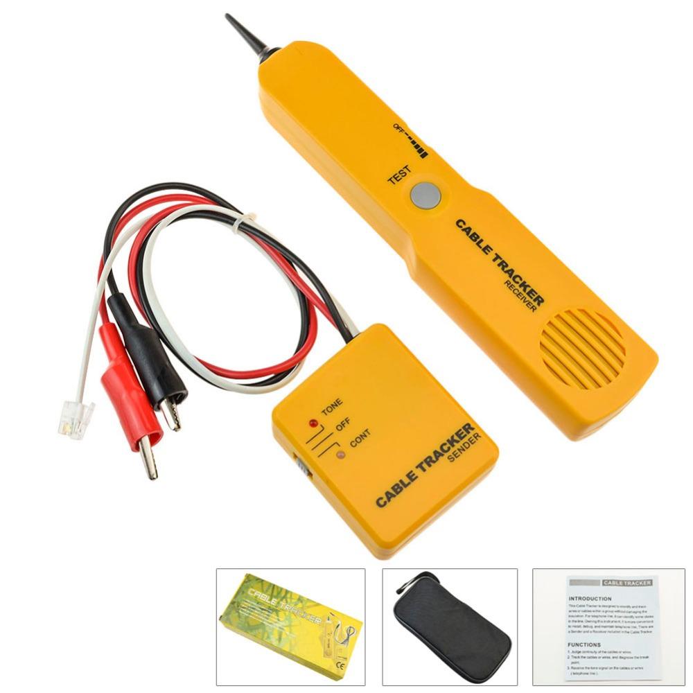 Achetez en gros lectrique c ble traceur en ligne des grossistes lectrique c ble traceur - Testeur cable rj45 ...
