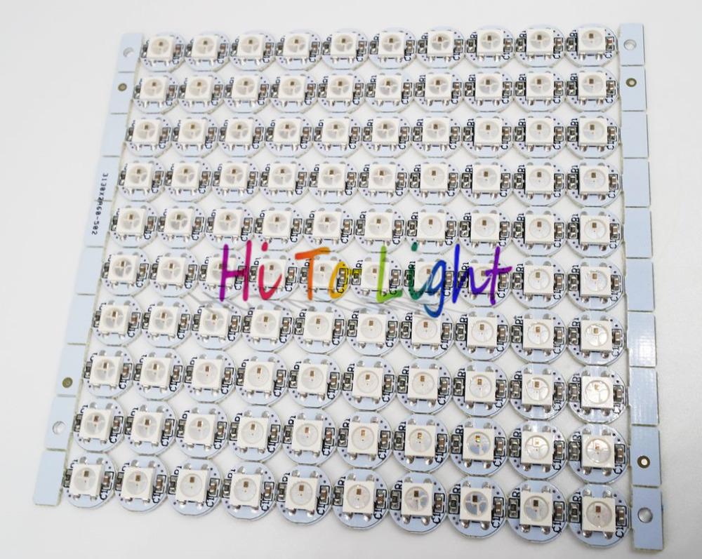 WS2812B LED SMALL 2811 IC Chips 5V 10MM*3MM Pixel Light Heatsink - HitoLight Co., Ltd store