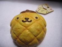 Customize 2000pcs/lots  size 10cm slow rising cute melon bun bread squishy(China (Mainland))