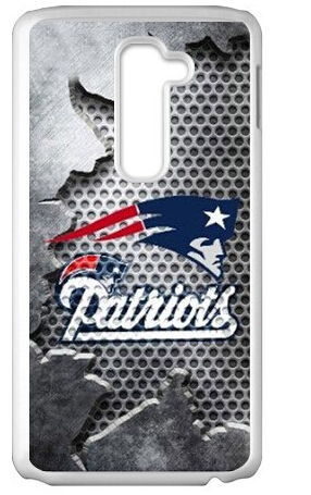 Hard plastic mobile phone cover case for LG G2 G3 G4 NFL New England Patriots Logo(China (Mainland))