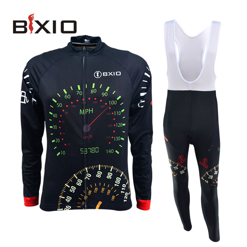 2016 Bxio Cycling Jersey Ciclismo Bike Bicicleta Cycling Clothing For Men Mountain Bike Jersey Long Sets Wielerkleding Skinsuit <br><br>Aliexpress