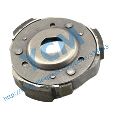 Clutch Carrier Assy Centrifugal Block Element Driven Wheel Clutch GY6 125 150cc Scooter Engine 152QMI 157QMJ Spare Parts YCM