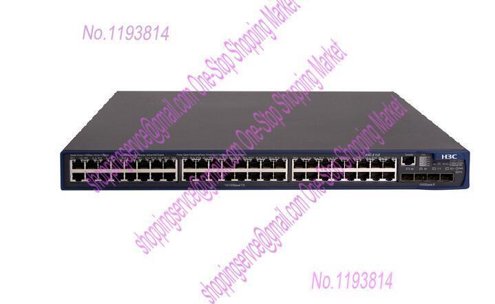 H-3-C -3600-52P-EI 48 Ports Fast Switch Three(China (Mainland))