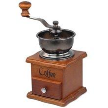 LHLL-Wooden Coffee Bean Spice Hand Grinder Kitchen Accessories