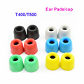 12pcs 6pair T500 M yellow 4 9mm Caliber Ear Pads cap Comply memory ear foam eartips