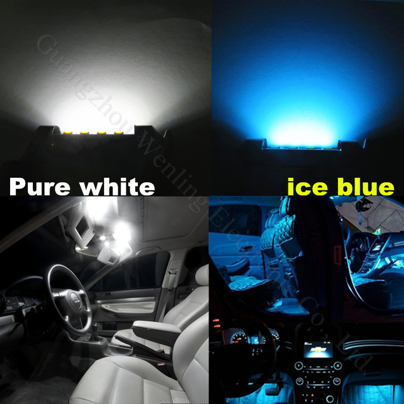 19pcs pure white canbus dome footwell trunk lighting bulb led car interior light kit for bmw f10. Black Bedroom Furniture Sets. Home Design Ideas