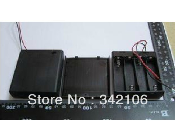 Free Shipping!!! 20pcs 4 on the 5th battery compartment lid with switch(China (Mainland))