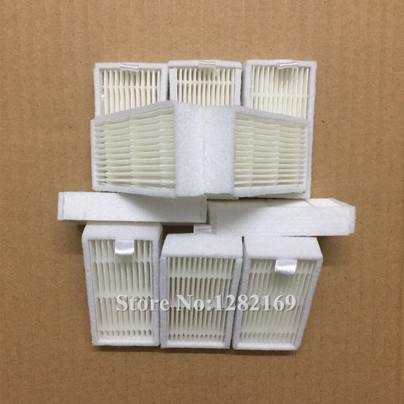 10 pieces/lot Robotic Hepa Filter for Chuwi ilife v5 v3,CW310 Robot Vacuum Cleaner(China (Mainland))
