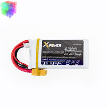 Lipo battery 11.1V 1500mAh 3s 35C max 40C Xpower batteries XT60 / T plug for RC Helicopter Quadcopter drone part