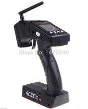 Radiolink 2.4GHz RC3S FHSS RC gun car transmitter radio control TX & RX with ABS brakes for rc RTF car and boat VS FS GT3C 2B