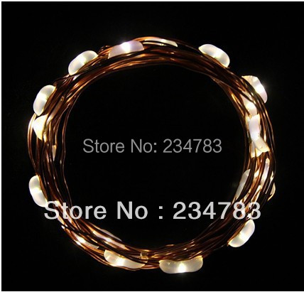 Battery Powered Led Light String Indoor Fairy Decorative Christmas Xmad Wedding Party Holiday Festival Decoration - Wishled Tech store