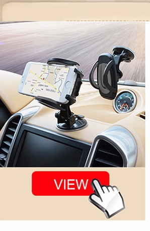 Universal mobile phone holder stand car windshield mount holder for xiaomi note iphone 4s 5 5s 6 6s galaxy S3 4 5 6 7 Note 3 4 5