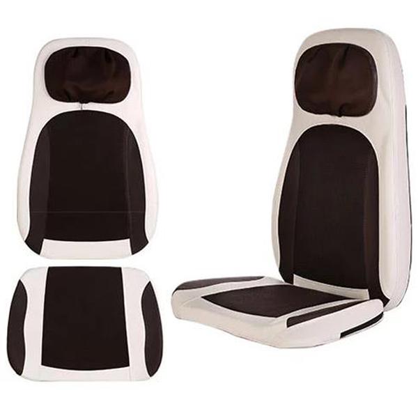Auto Back Massage Chair Shiatsu Kneading Massager with Infrared Heat (Free shipping)(China (Mainland))