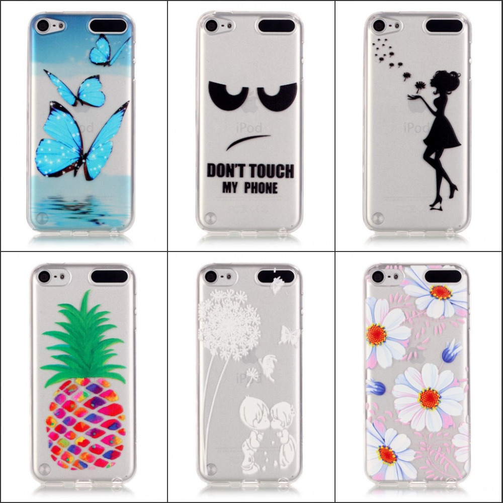 for ipod touch 5 6 case soft silicone phone cases capa for. Black Bedroom Furniture Sets. Home Design Ideas