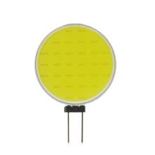 Buy G4 COB LED Bulb Light Spotlight 30 Chips Replace Halogen Lamp Pure Warm White Lighting Bulbs DC12V 5W for $1.35 in AliExpress store