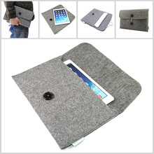 Luxury 13'' wool Letter Pattern Hand Carrying Notebook Laptop Sleeve Bag Case Sleeve Carrying Handle Bag For Macbook Air(China (Mainland))