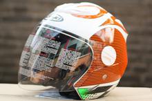 HJC half 3 4 Motorcycle helmet arai CIRUS LUPIN HJC Half helmet shoei New pattern half