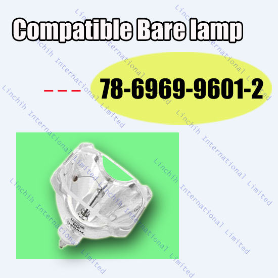 78-6969-9601-2 for 3M projector MP8790 / compatible bare projector lamp<br><br>Aliexpress