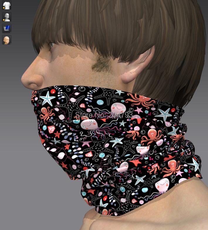 custom headband bandana elastic(China (Mainland))