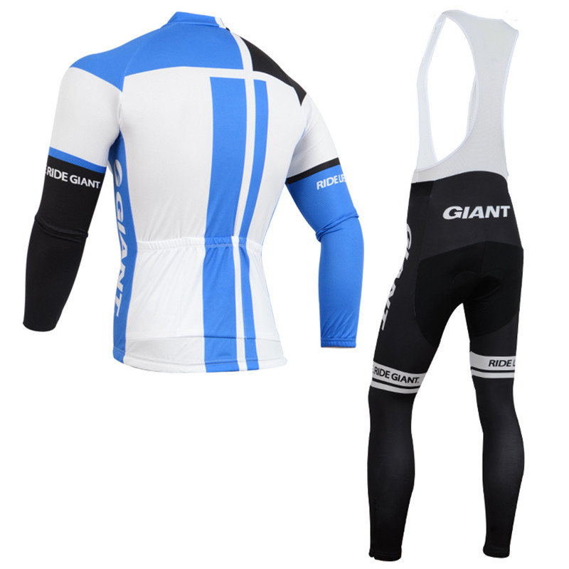 New giant jersey Men's Cycling Jersey Set mountain bike racing clothing specialized cycling clothing Customized Ropa Ciclismo(China (Mainland))