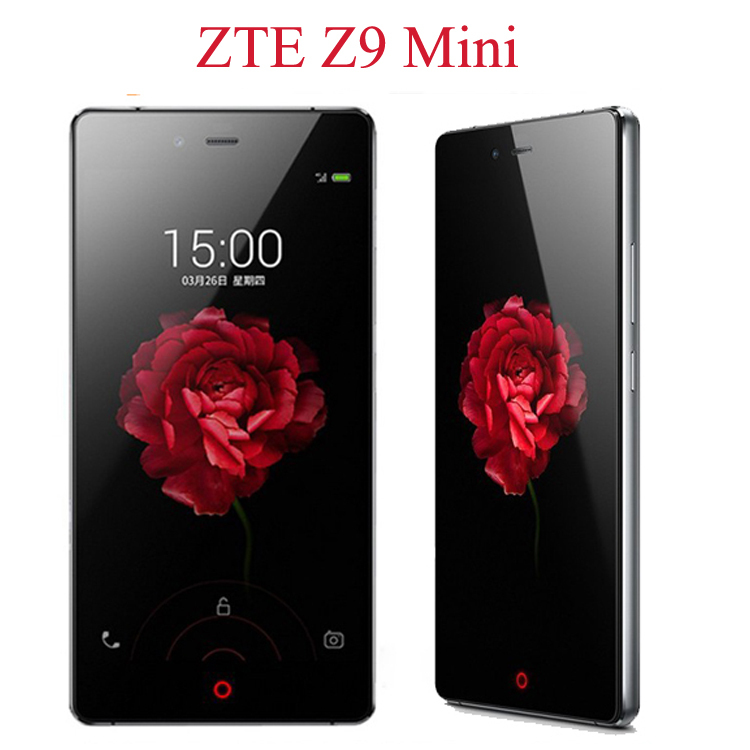 "ZK3 ZTE Nubia Z9 Mini 4G LTE Android 5.0 Mobile Phone Qualcomm Snapdragon Octa Core 5.0"" FHD 1920x1080 2GB RAM 16MP Camera(China (Mainland))"