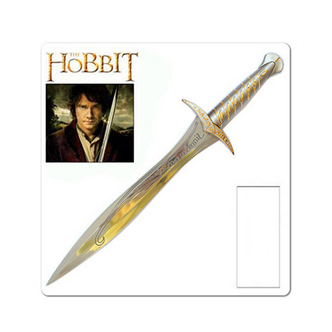 lord of the rings the rings hobbit sting sword sword