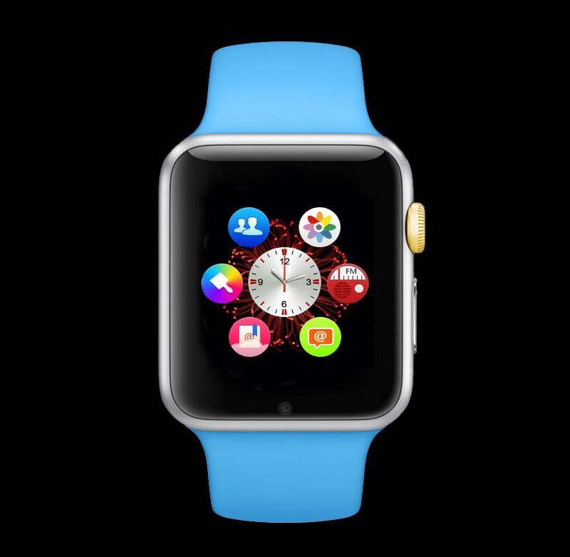 2015 Newest style bluetooth smart watch compatible with ...