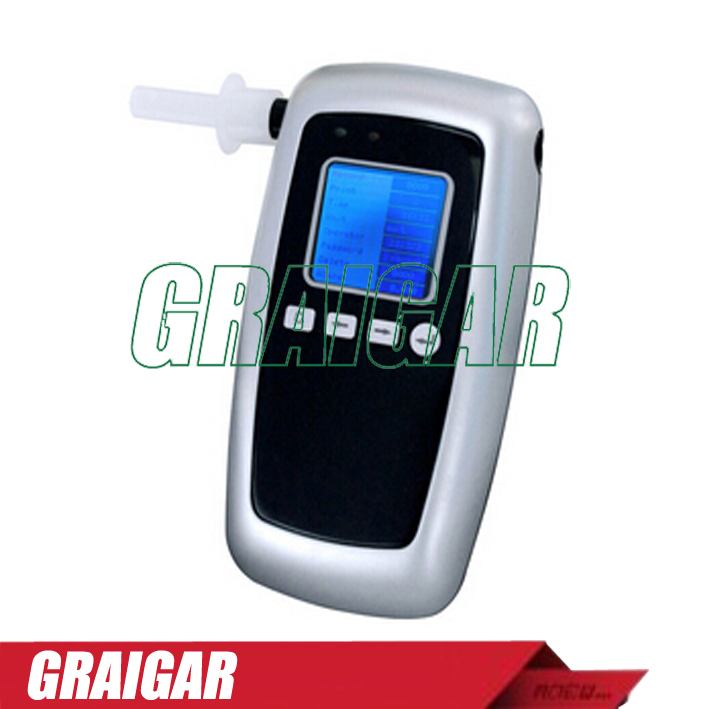 2015 New Design Combine High Technology the AT8100 LAW ENFORCEMENT BREATHALYZER without Printer(China (Mainland))