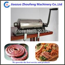 5-литров Горизонтальный шприц из нержавеющей стали для набивки колбас