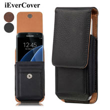 Buy Premium Vertical Leather Case Holster Cover w/ Swivel Belt Clip Doogee Shoot 2, DG320, Y300, X5 X5S / X5 Pro, F3 Pro for $10.35 in AliExpress store