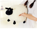 Shaun The Sheep Plush Toy Cute Winter Hand Warmer Plush Doll Pillow Solf Stuffed Toys for
